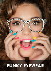 Click to Shop Funky Eyewear